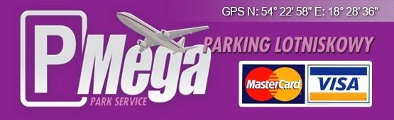 MEGA Parking lotniskowy